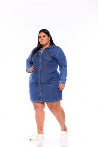 Vestido Blogueirinha C/ Lycra