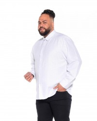 Camisa Masc  Social Plus Size